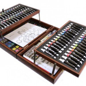 Art-101-Artists-Suite-156-pc.-Painting-and-Drawing-Set-0