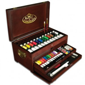 Royal-Langnickel-Premier-Painting-Chest-Deluxe-Art-Set-80-Piece-0